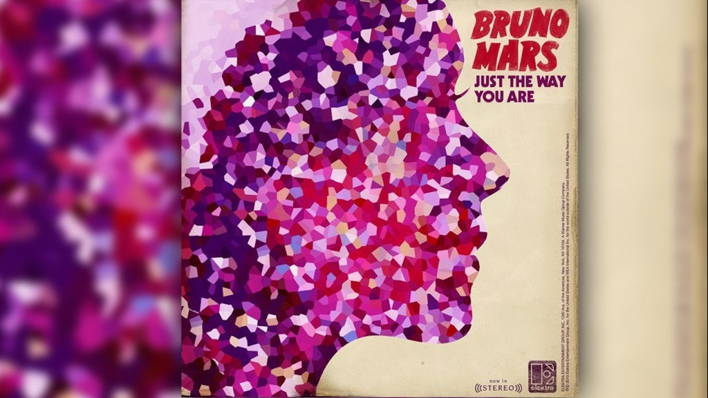 Bruno Mars - Just The Way You Are (Bild: Musikverlag)