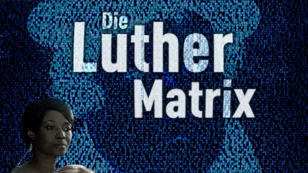 Foto: Filmplakat 'Die Luther Matrix' (Foto: dm film)