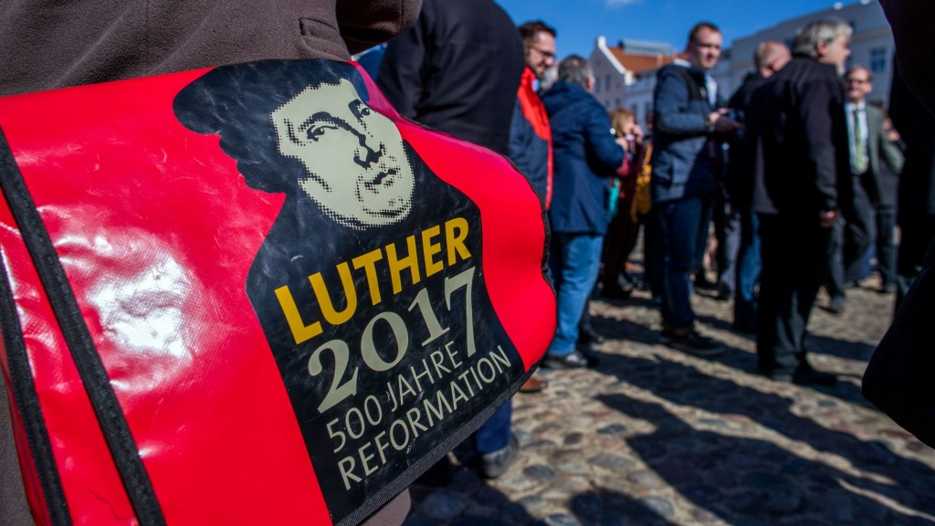 Luther 2017 - 500 Jahre Reformation (Foto: dpa)