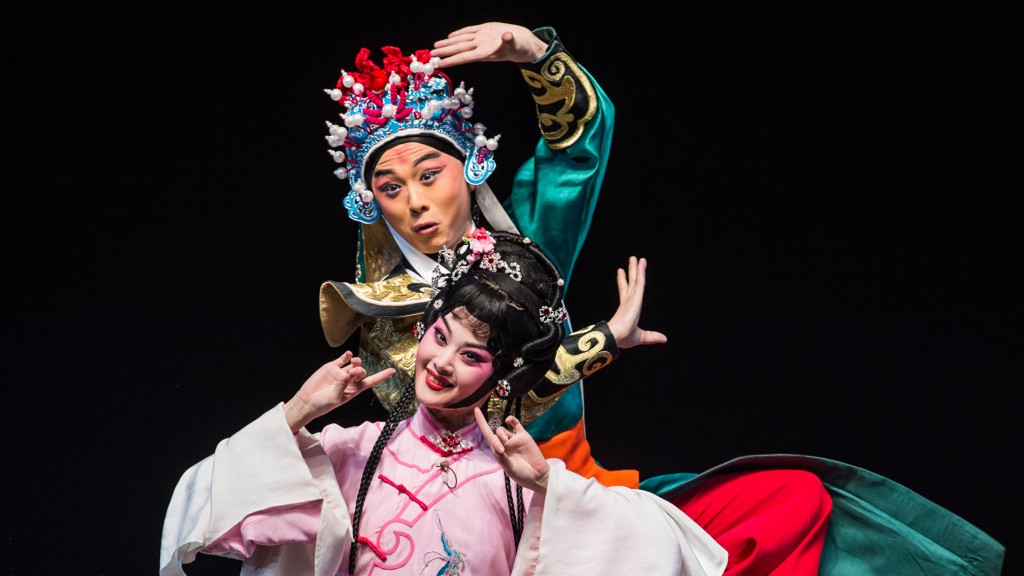 Peking Oper mit Goethes Faust (Foto: Wu Promotion Asia Co)