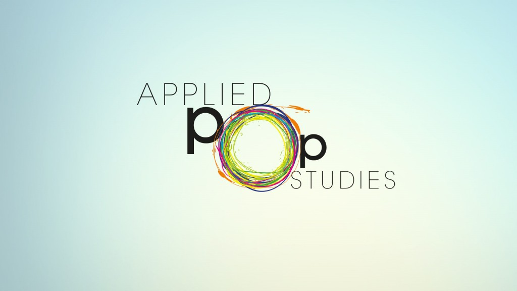 Applied Pop Studies (Logo) (Foto: PopRat Saarland e.V.)
