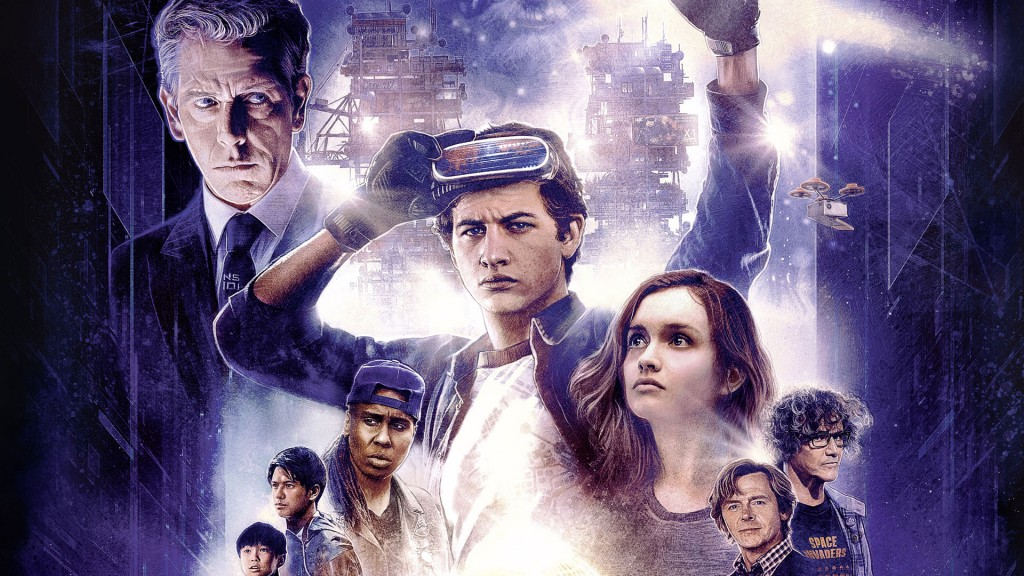 Filmplakat Ready Player One (Foto: Warner Bros. Pictures)