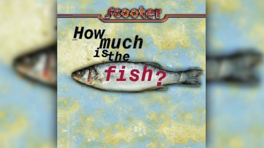 Cover : Scooter - How much is the fish (Bild: Sheffield Tunes)