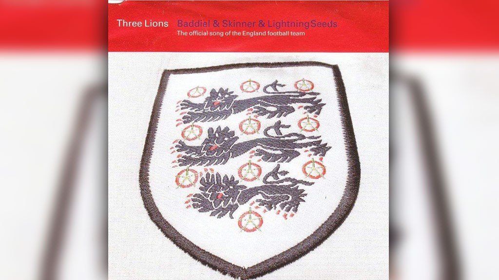 Cover: Baddiel & Skinner& Lightning Seeds - Three Lions