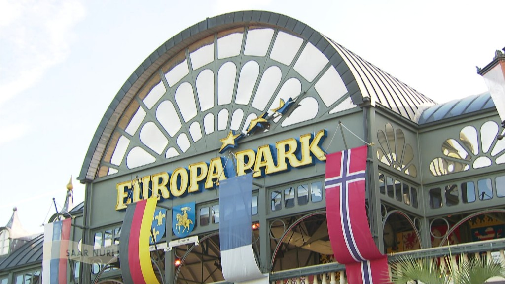 Foto: Europapark in Rust