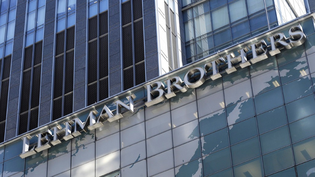 Zentrale der Investmentbank Lehman Brothers in New York (Foto: dpa)