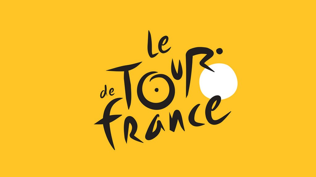 Foto: Logo der Tour de France