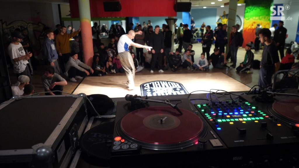 Foto: Breakdance-Festival