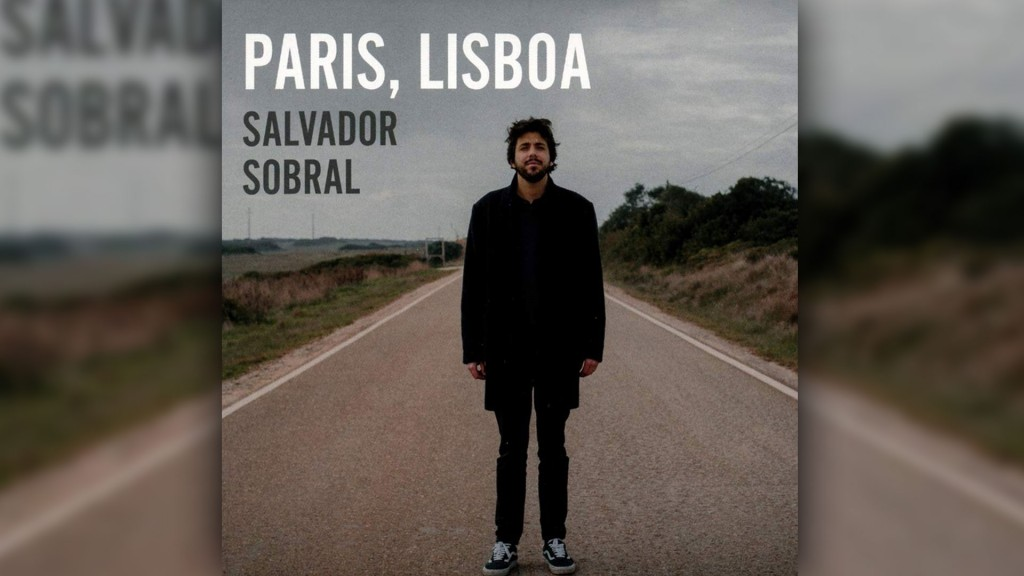 CD-Cover Salvador Sobral (Warner Music)