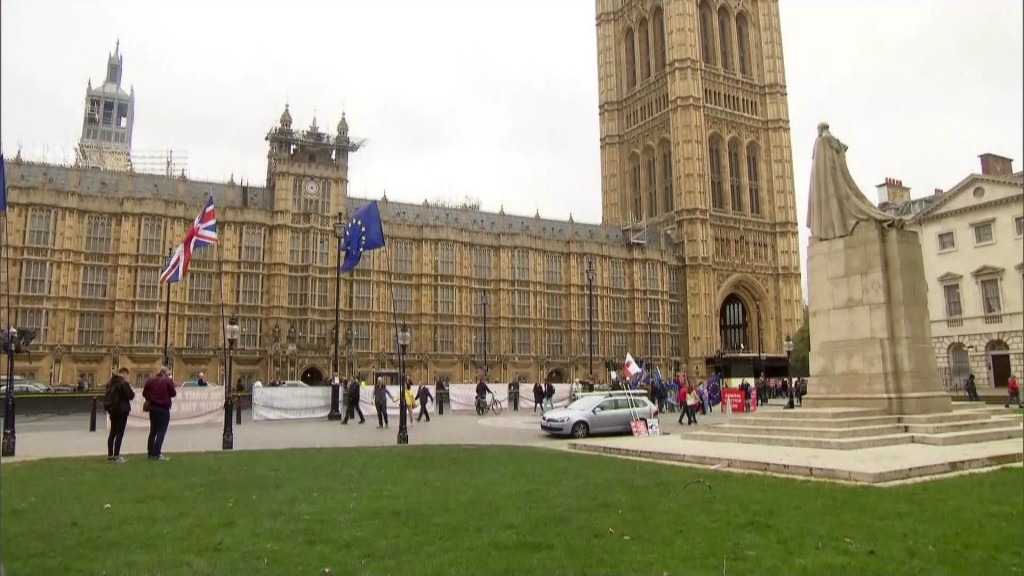 Foto: Parlament in London