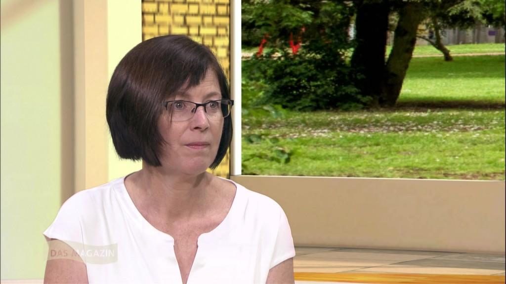 Foto: Monika Lambert Debong im Interview