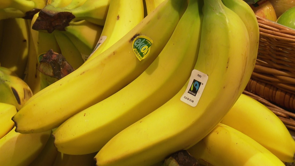 Foto: Fairtrade-Bananen
