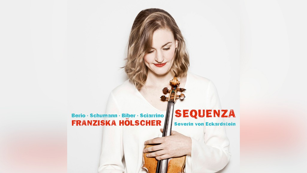 Franziska Hölscher - CD Cover Sequenza (Foto: Musikverlag)