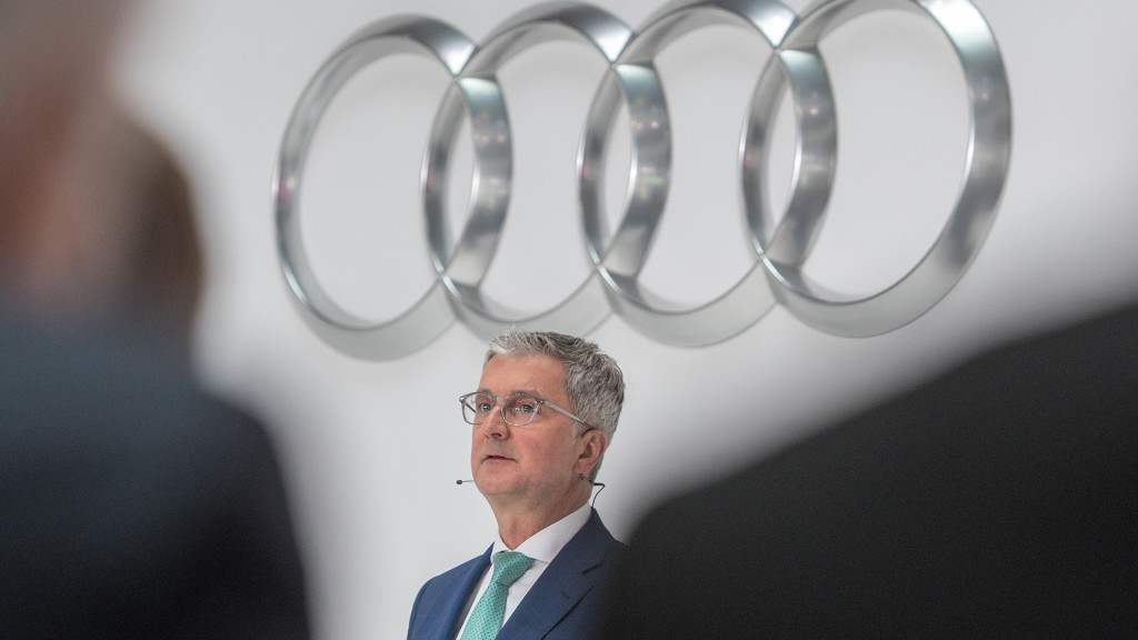 Audi-Chef Stadler (Foto: picture alliance/Armin Weigel/dpa)