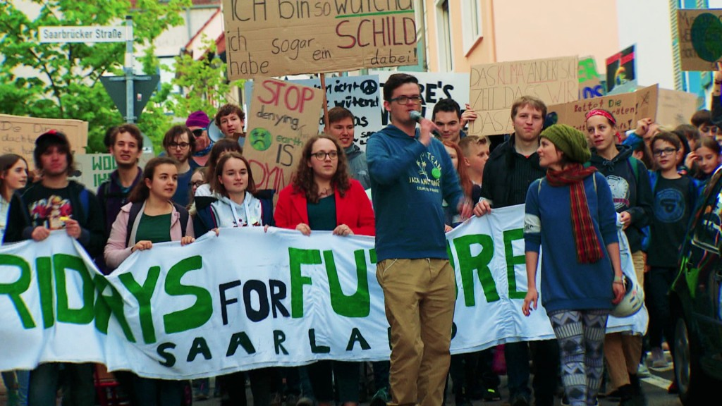 Foto: Fridays for Future im Saarland