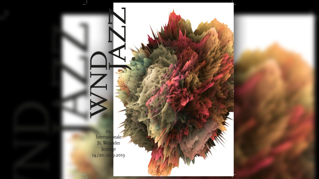 Plakat:  29. Internationale St. Wendeler Jazztage (Foto: WND Jazz)