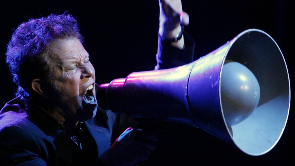 Archivbild: Tom Waits 2004 bei einem Konzert in Berlin (Foto: dpa / Soeren Stache)