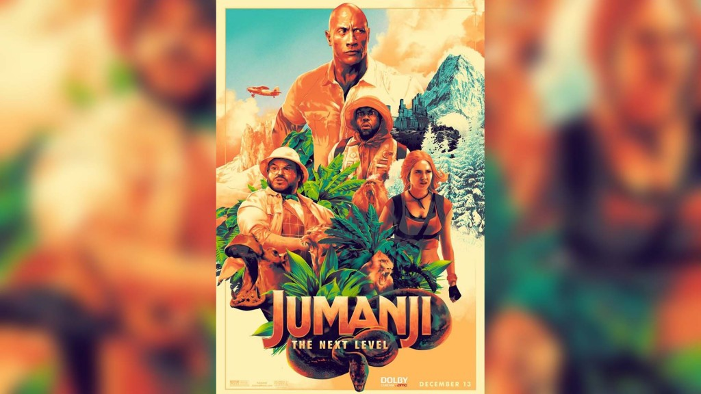 Kinotipp: Jumanji – the next level