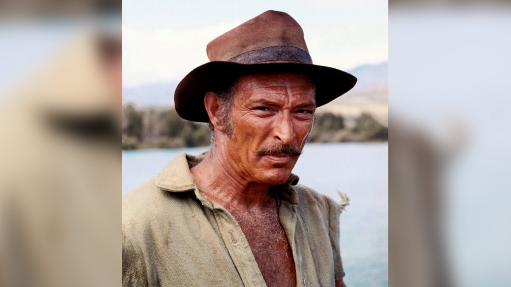 Lee van Cleef (Foto: Courtesy Everett Collection/dpa-Reportdienst)