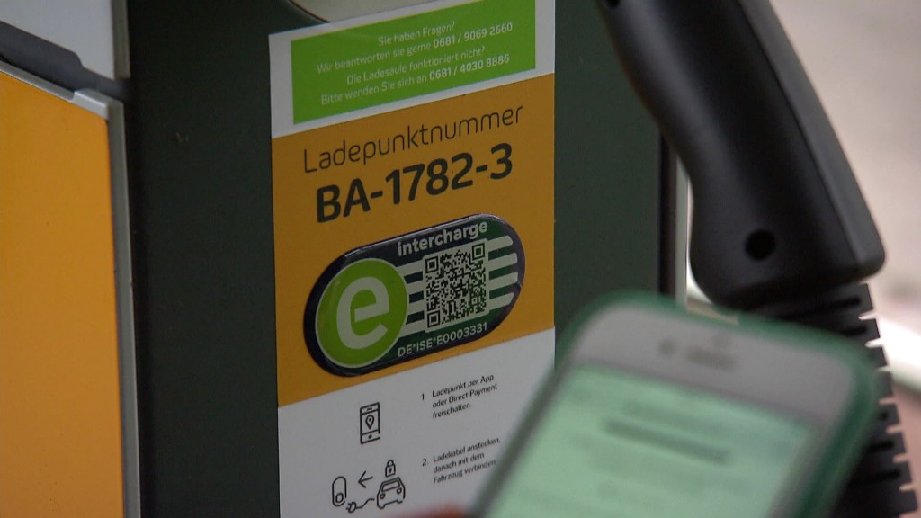 Foto: Ladestation für Elektro-Autos