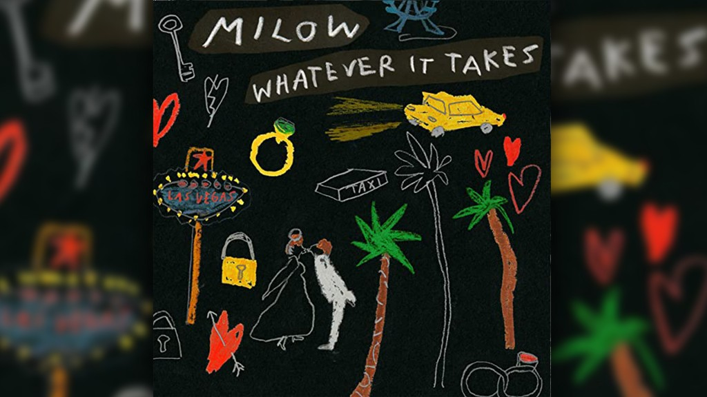 Cover: Milow - Whatever it takes (Foto: Homerun Records)