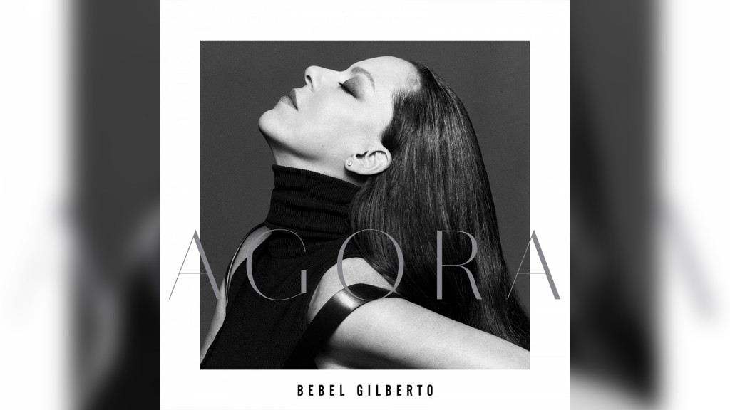 CD-Cover: Agora – Bebel Gilberto (Foto: Musikverlag)