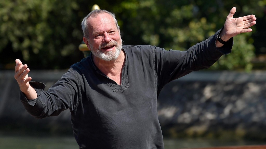 Der Filmregisseur Terry Gilliam (Foto: dpa / picture alliance / ANSA / Ettore Ferrari)