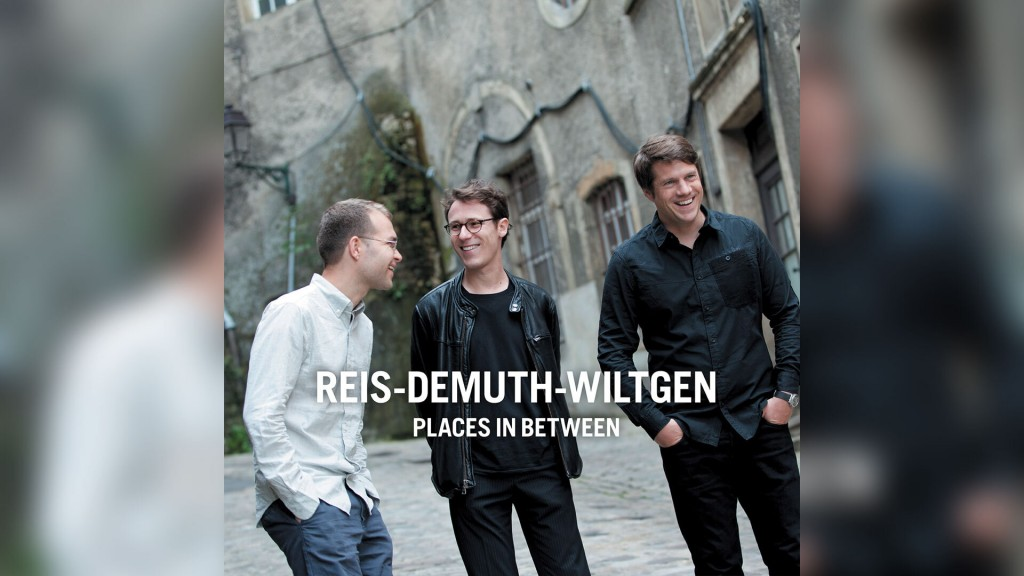 Reis Demuth Wittgen Trio: CD-Cover