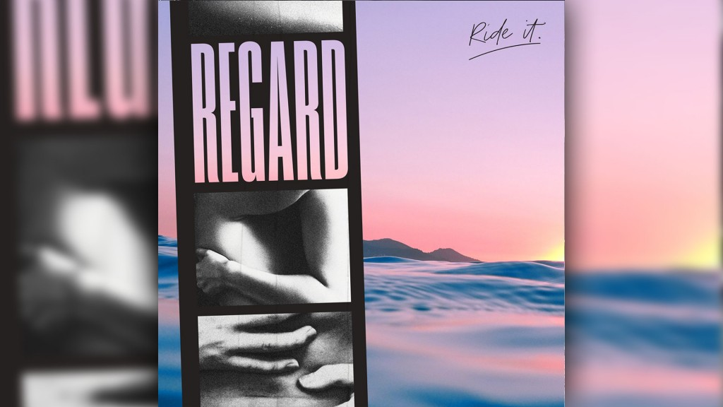 Cover: Regard - Ride It (Foto: Ministry of Sound)