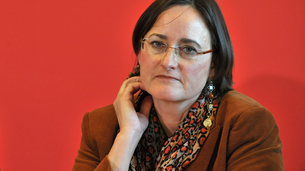 Martina Renner, Bundestagsabgeordnete Die Linke (Foto: dpa / picture alliance)